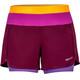 Marmot W's Pulse Shorts Deep Plum/Neon Berry
